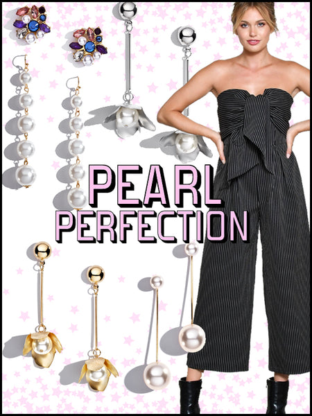 PEARL PERFECTION HOLIDAY EDIT