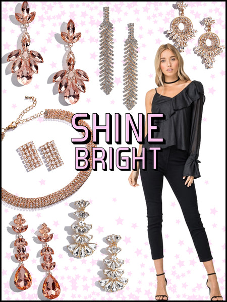 SHINE BRIGHT HOLIDAY EDIT COLLECTION