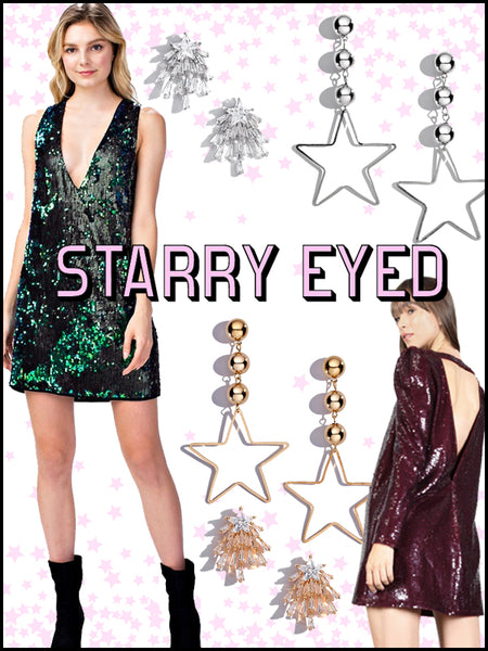 STARRY EYED HOLIDAY EDIT COLLECTION