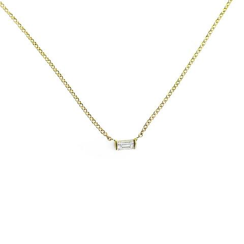Adelaide Diamond Necklace
