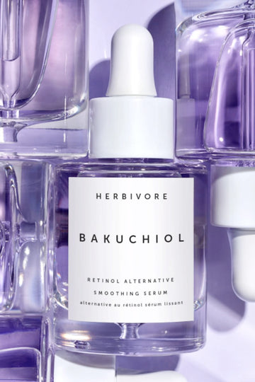 Bakuchiol Retinol Alternative Smoothing Serum Beauty Herbivore