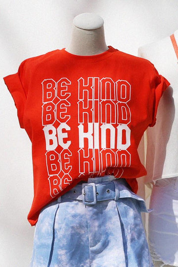 Be Kind Tshirt t-shirt Mulberry & Grand small