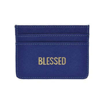 Blessed Card Holder, Card Holder - Mulberry & Grand
