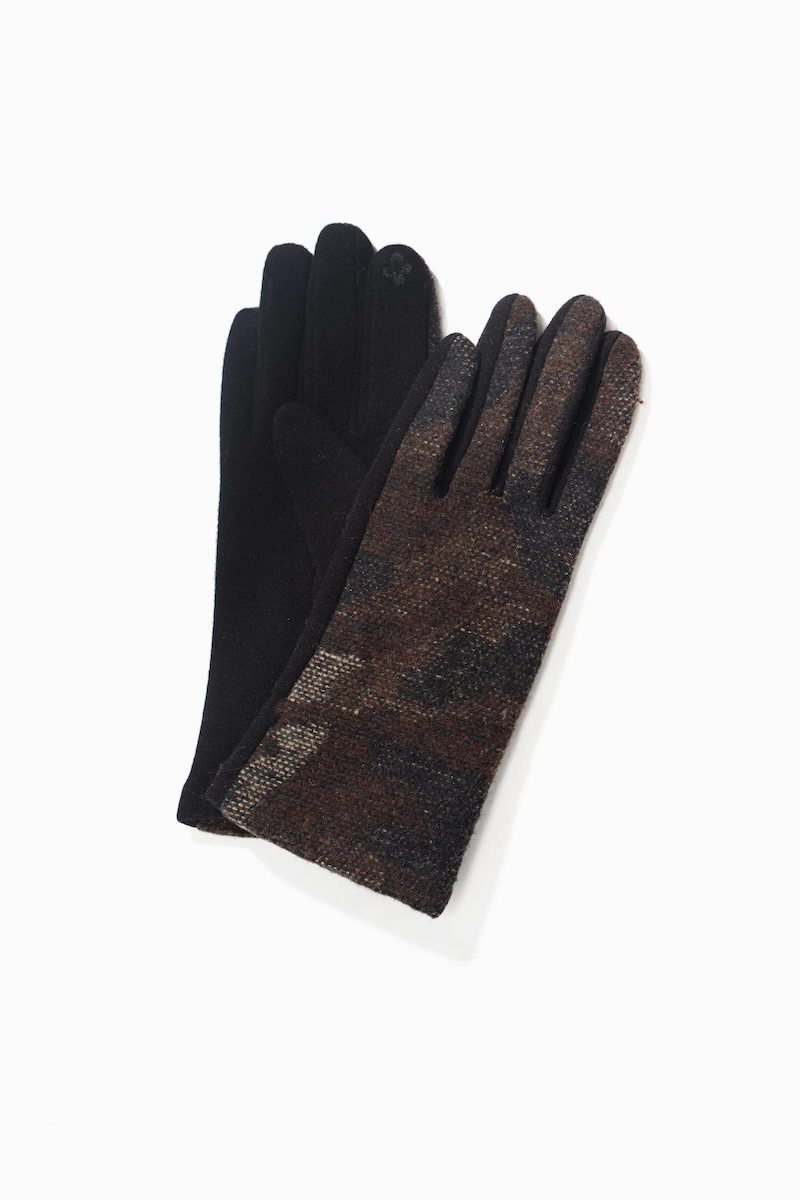 Camouflage Cotton Gloves