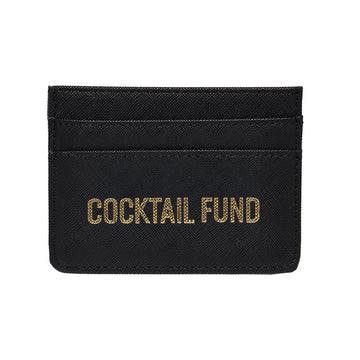 Cocktail Fund Card Holder, Card Holder - Mulberry & Grand