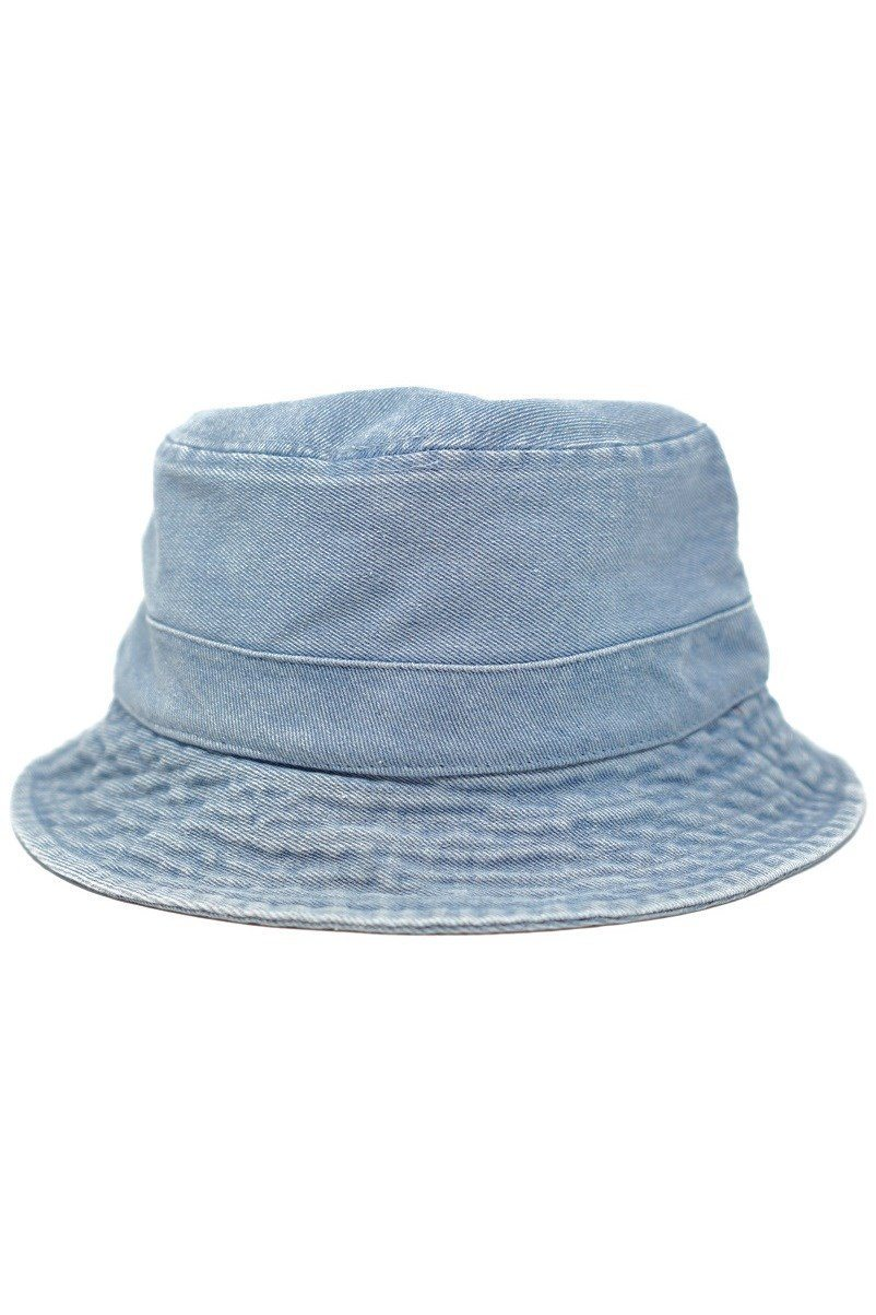 Denim Bucket Hat Mulberry & Grand