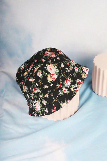 Ditsy Floral Bucket Hat Hats Olive & Pique