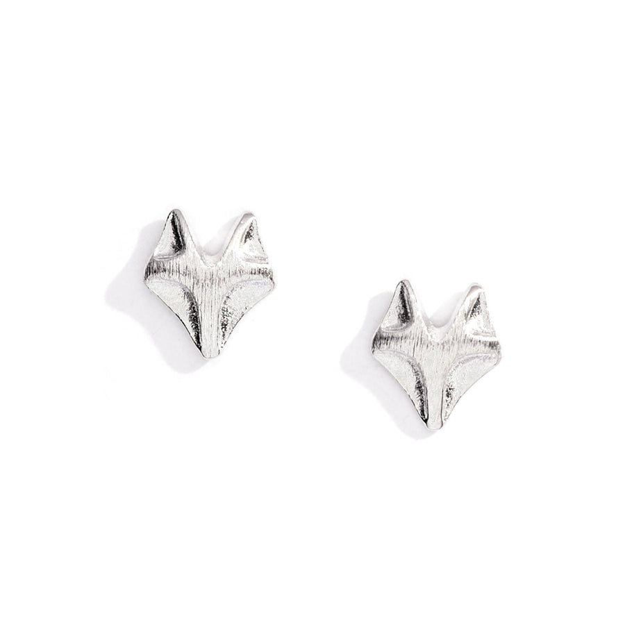 Fox Charm Earrings, Charm Earrings - Mulberry & Grand