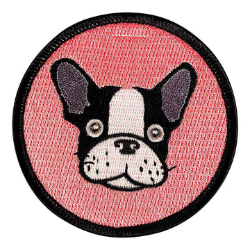 Frenchie Patch
