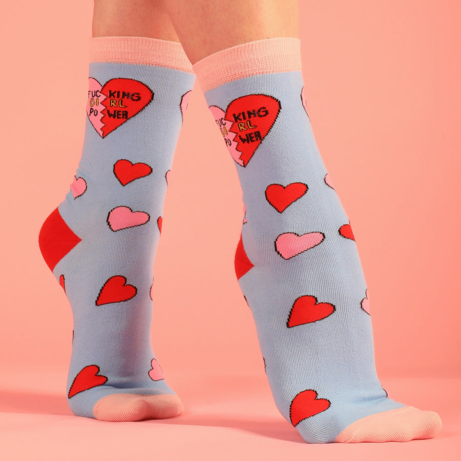 Fucking Girl Power Socks