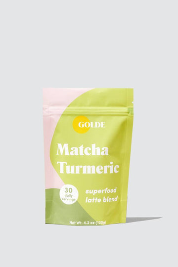 Golde Matcha Turmeric Superfood Latte Blend Beauty Mulberry & Grand Default
