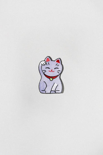 Japanese Lucky Cat Patch