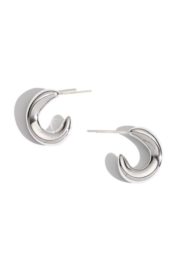 Kinsley Hoop Earrings