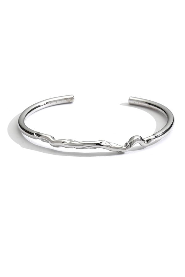 Kira Hammered Bangle
