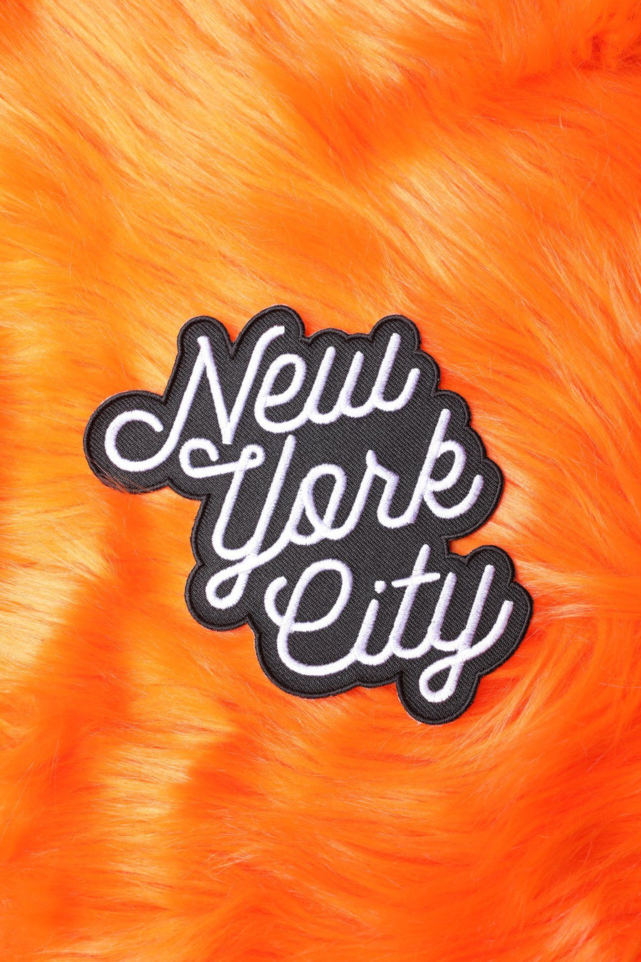 New York City Patch Patch Mulberry & Grand