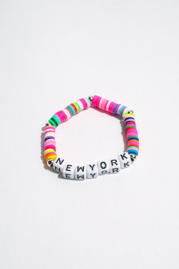 New York Colorful Bracelet