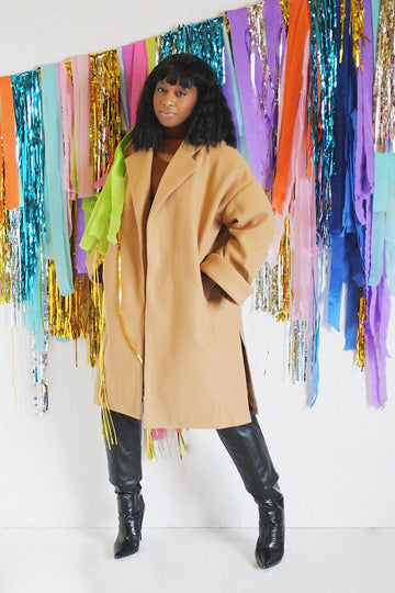 Oversized Jacket Clothing Fore Collection