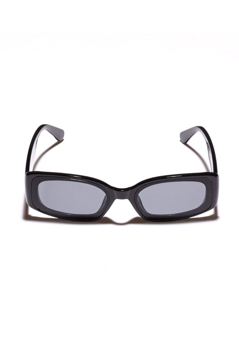 Poolside Sunglasses in Black by Mulberry and Grand