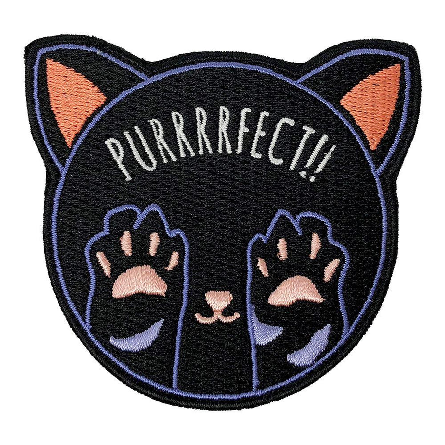 Purrrrrfect Patch
