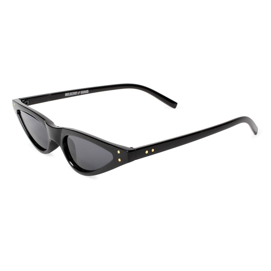 Slim Cat Eye Sunglasses