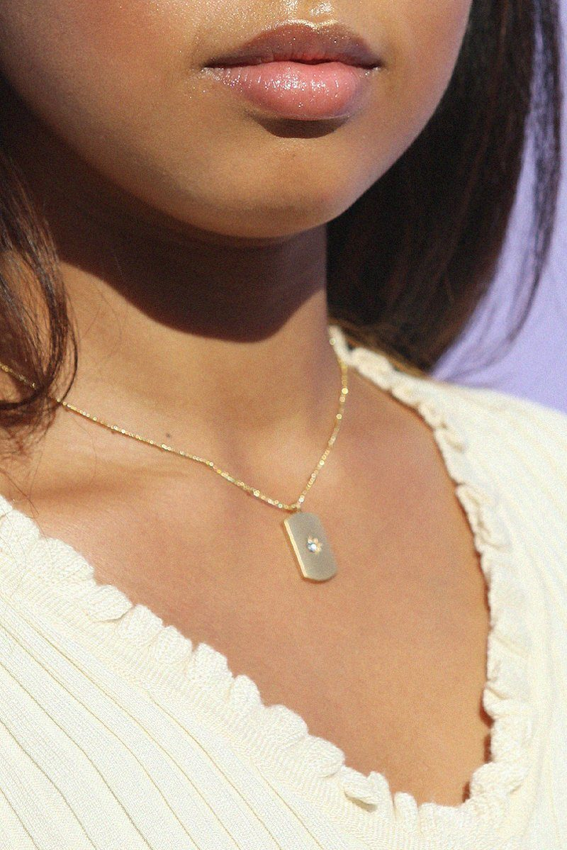 Starburst Pendant Necklace Necklace Mulberry & Grand