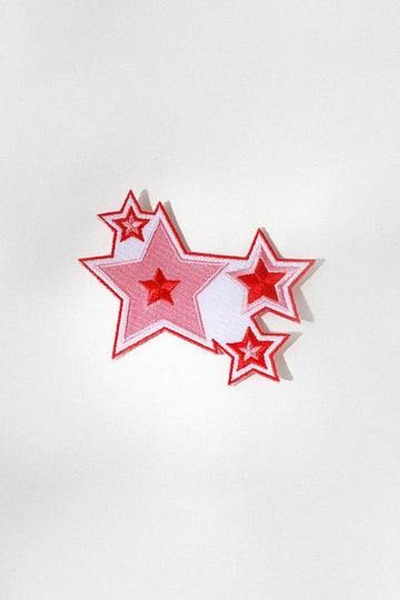 Stars Embroidered Patch