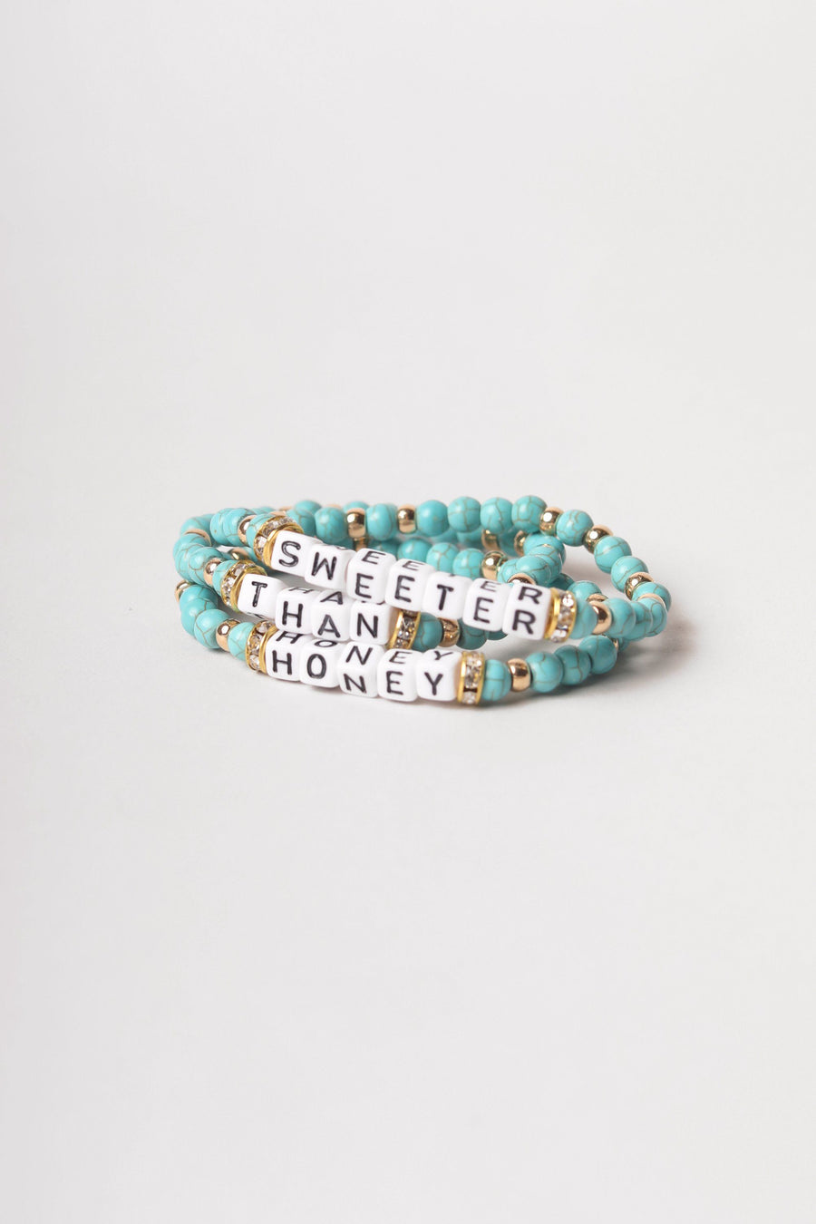 Sweeter than Honey Bracelet Set