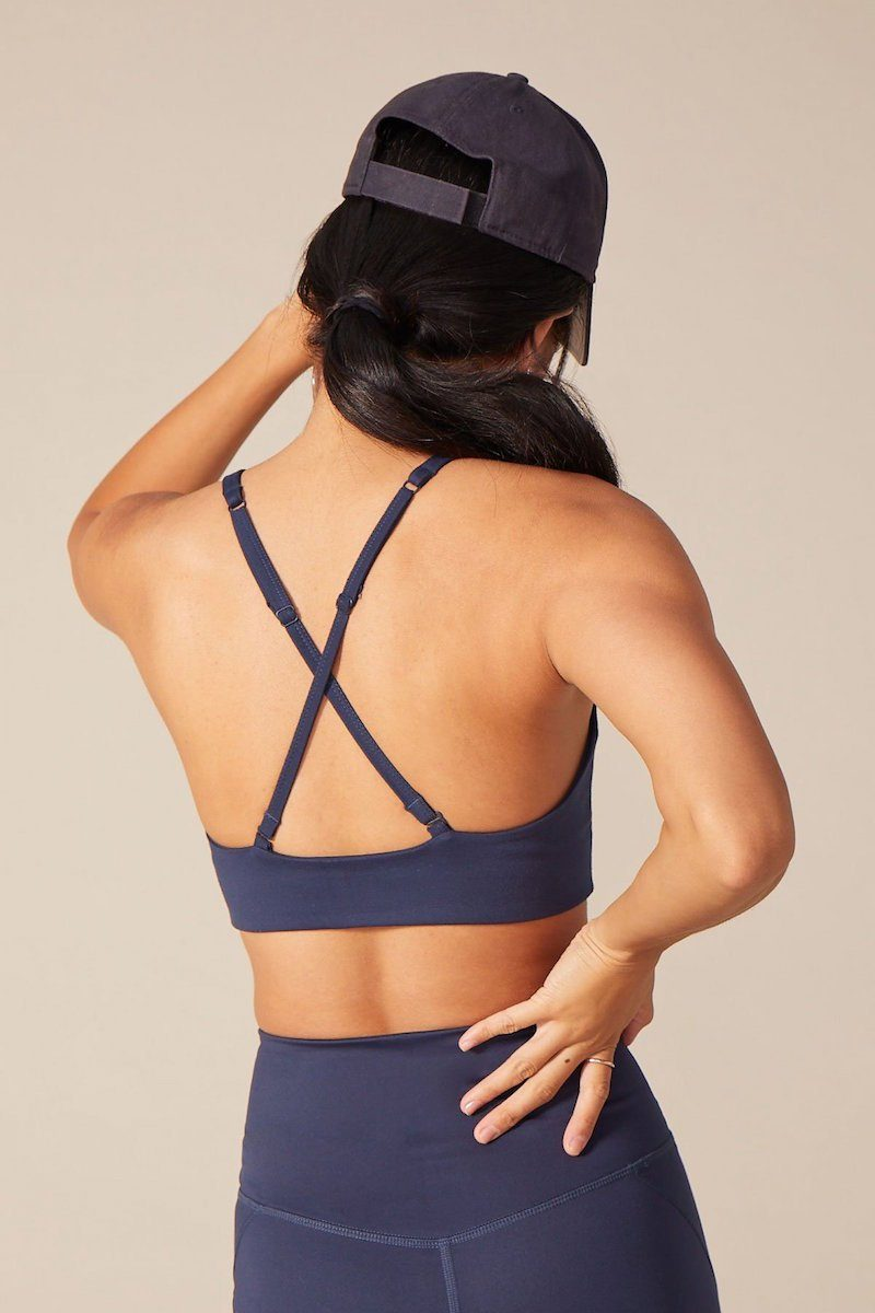 Topanga Sports Bra Clothing Girlfriend Collective