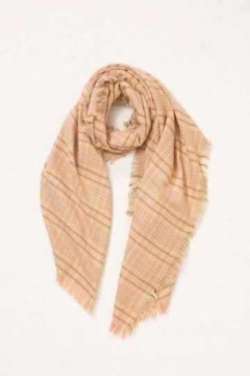 Vintage Plaid Scarf Scarves Look by M