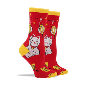 Welcome to Chinatown Socks