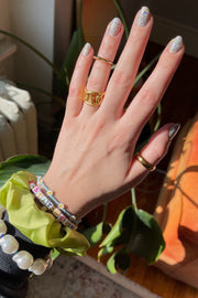 Wrap Link Ring Rings Mulberry & Grand