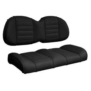 Torino Series Club Car Precedent (2011+) Front Seat Golf Cart Seat Complete Set