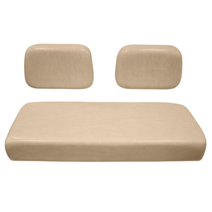 Club Car DS Series (79-99) Golf Cart Front Seat Complete Set: Vac-form (OEM)