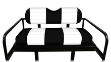 Madjax / GTW Style Rear Seat Cover Set: Designer Sewn