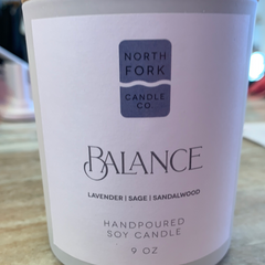 North Fork Candle