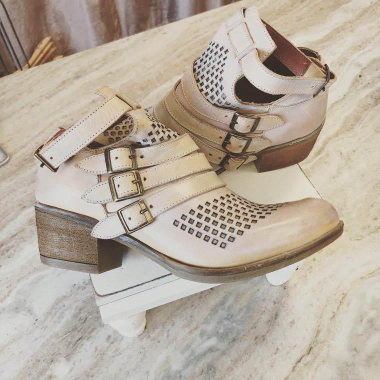 Corral Rose Bootie