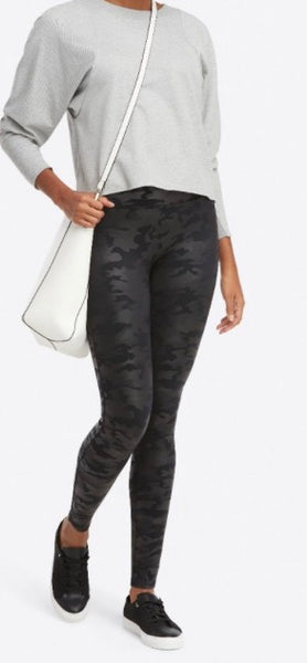 SPANX Camo Faux leather
