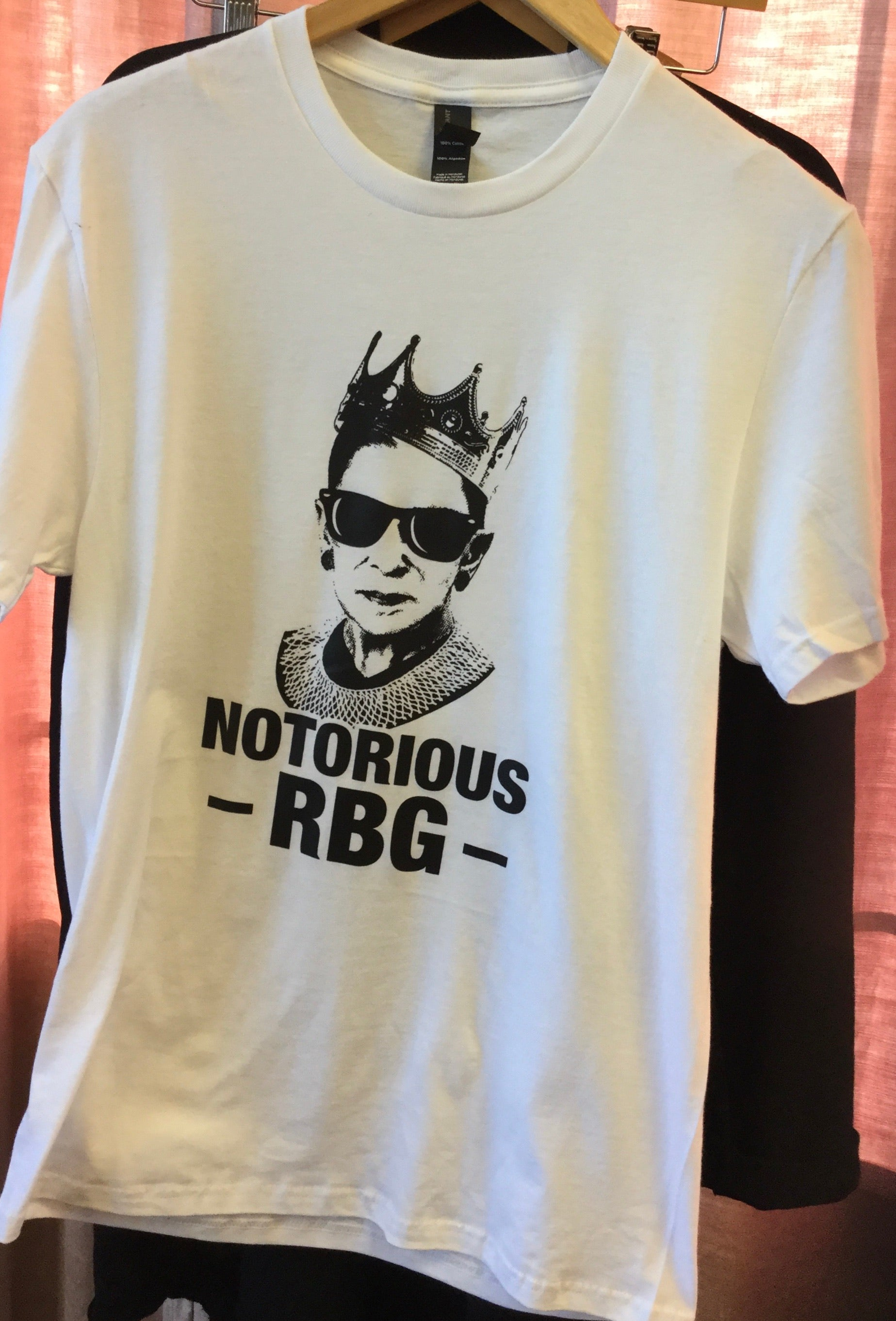 Notorious RBG Graphic Tee