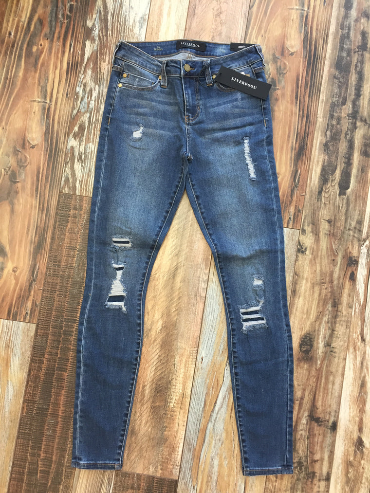 Abby Skinny, Smithtown Destructed