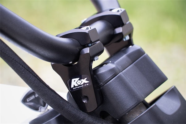 Adjustable Handlebar Risers for Can-Am Spyder F3 – Rox Speed FX
