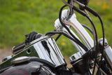 "V-Twin / Harley Barback Style Risers (4"", 6"", 8"") BLEM"