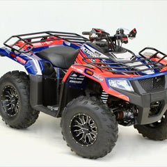 2019 Arctic Cat Alterra 450 and 500
