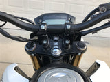 "Honda Grom 1 1/8"" Handlebar Upgrade Combo Kit"