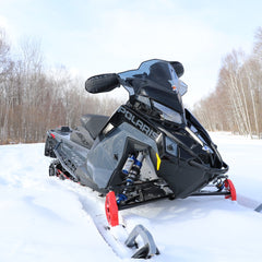 Flex-Tec Handguard Kit for Polaris AXYS, Matryx  (non RMK), Arctic Cat, & Yamaha (Includes Sidewinder)