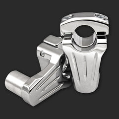 "2"" V-Twin / Harley Handlebar Risers for 1"" Bar (BLEM)"