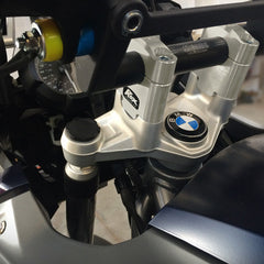 "BMW R1200GS LC Block Riser Conversion Kit for 1 1/8"" Handlebar"