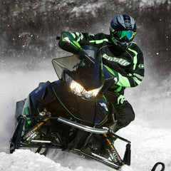 Flex-Tec Handguard Kit for Polaris AXYS (non RMK), Arctic Cat, & Yamaha (Including Sidewinder)