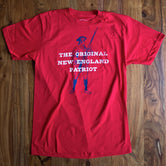 Original Patriot T-shirt (Red)