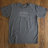 Town of Boston T-shirt (Gray)