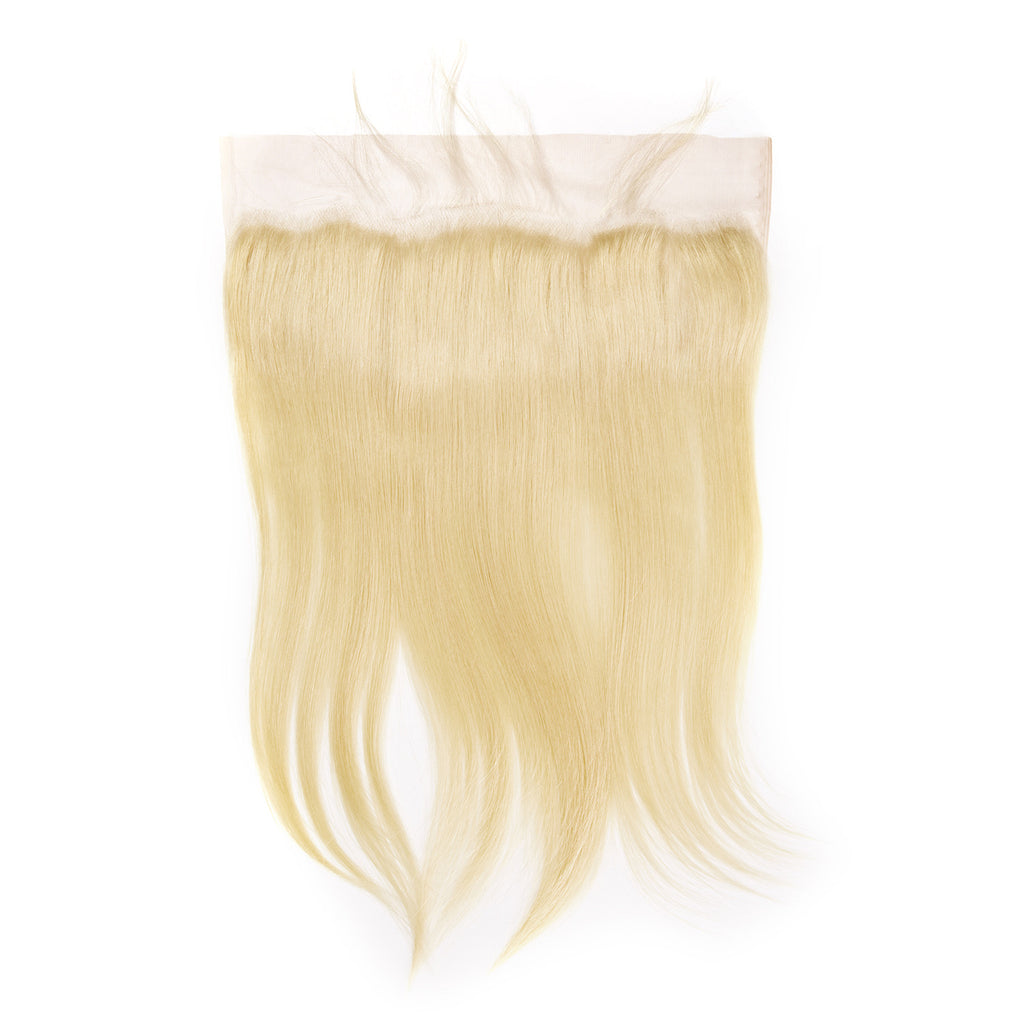 Platinum Blonde 613 STRAIGHT Frontals